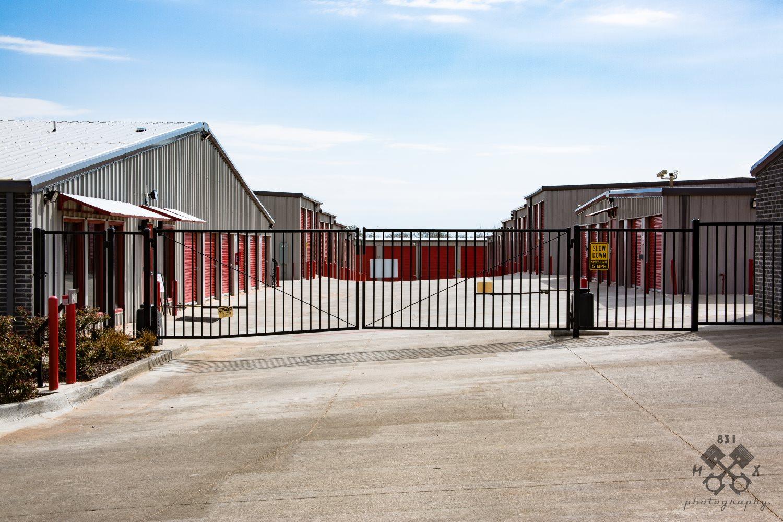Edmond Storage Facility